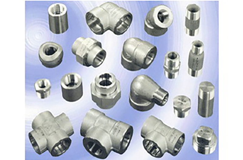 Industrial Screwed Pipe Fittings