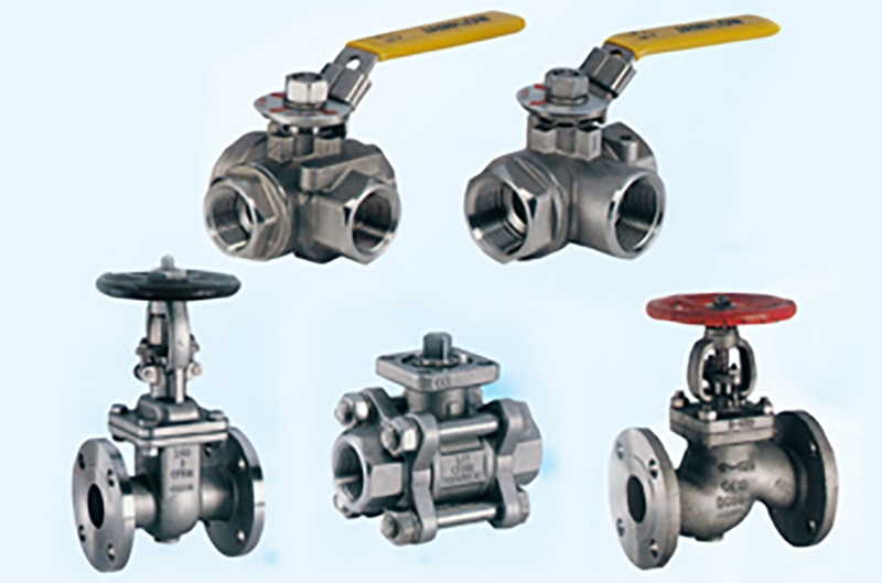 industrial valve supplier
