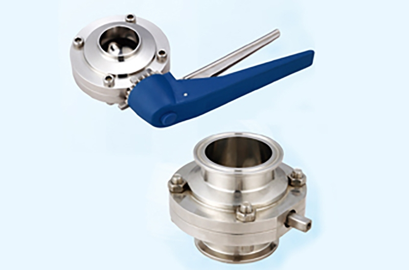 Actuator/ Manual for Butterfly Valve